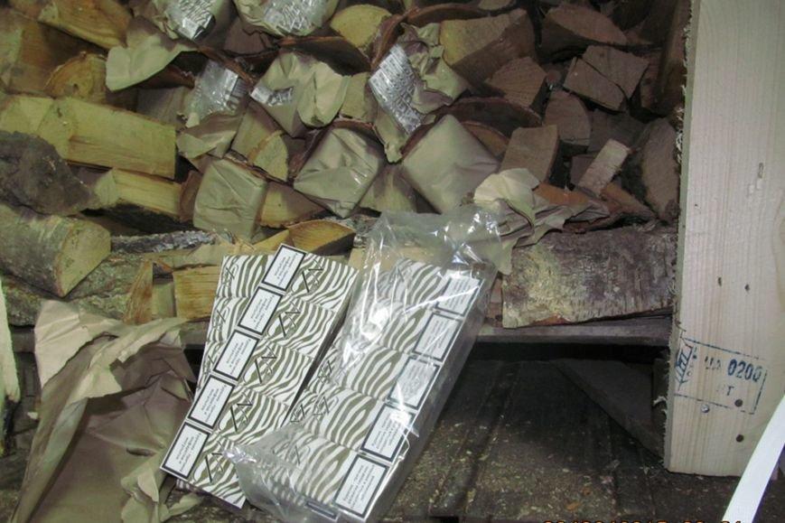 Львівські митники затримали рекордну контрабанду цигарок (ФОТОРЕПОРТАЖ), фото-8