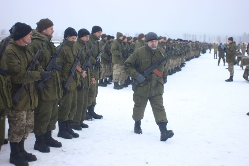 На Львівщині 1200 мобілізованих склали Військову Присягу (ФОТОРЕПОРТАЖ), фото-2