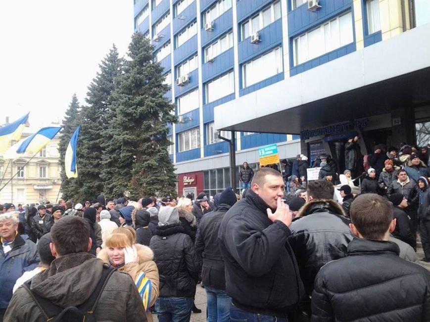В Одессе начали составлять базу данных титушек (ФОТО) (фото) - фото 2