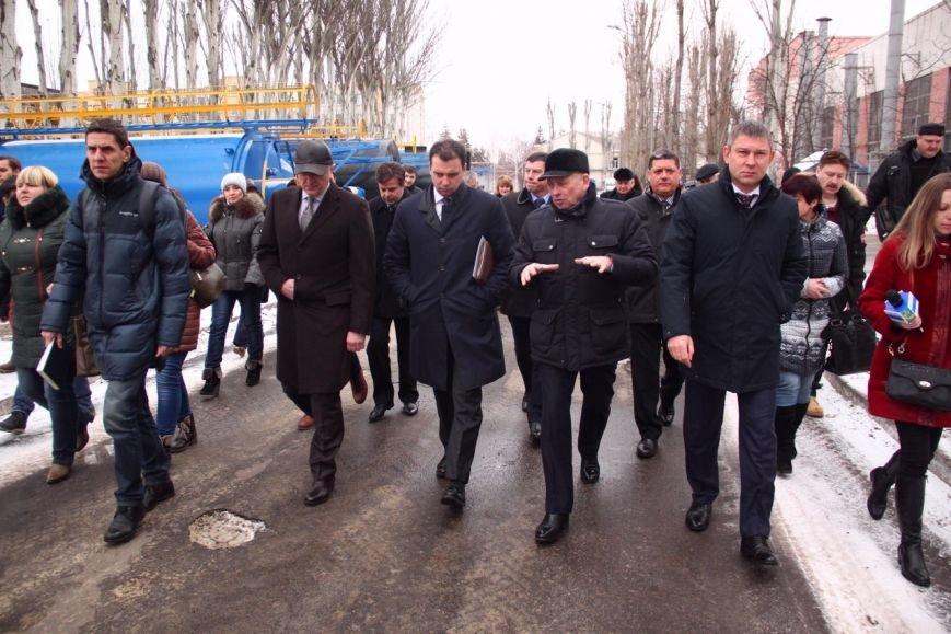 Министр экономического развития и торговли Украины уже посетил два кременчугских предприятия (фото) - фото 1