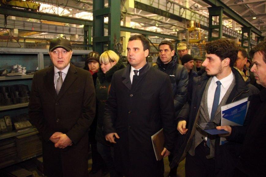 Министр экономического развития и торговли Украины посетил два кременчугских предприятия (ФОТО), фото-3