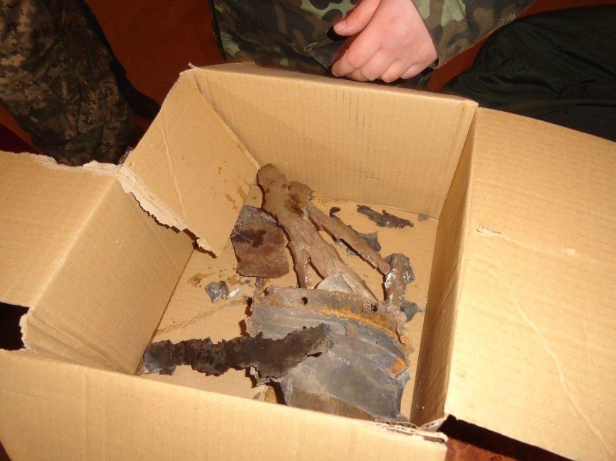 Под Мариуполем против мирных жителей использовались новейшие разработки  российского оружия, - полковник Шидлюх (ФОТО+ВИДЕО) (фото) - фото 1