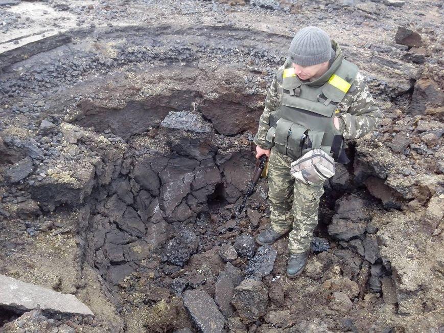 «ДНРовцы» под Мариуполем использовали новейшие разработки  российского оружия, - полковник Шидлюх (ФОТО+ВИДЕО), фото-7