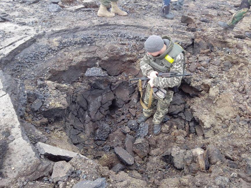«ДНРовцы» под Мариуполем использовали новейшие разработки  российского оружия, - полковник Шидлюх (ФОТО+ВИДЕО), фото-8