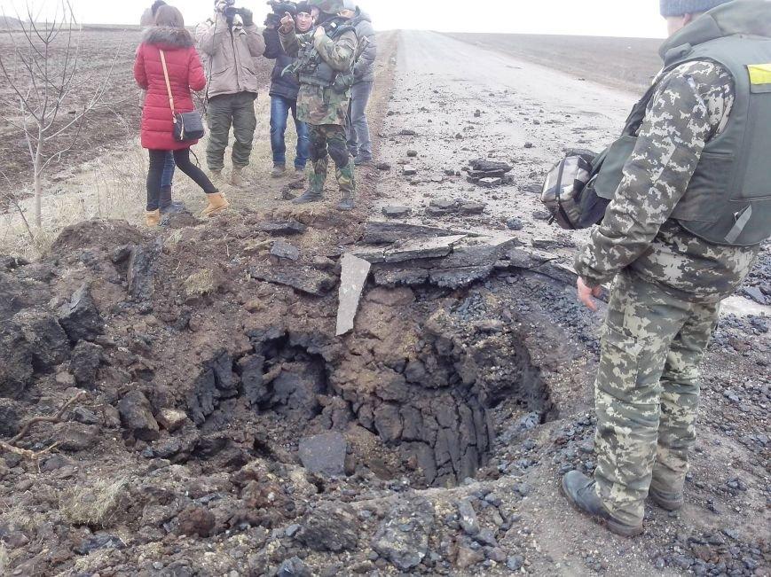 «ДНРовцы» под Мариуполем использовали новейшие разработки  российского оружия, - полковник Шидлюх (ФОТО+ВИДЕО), фото-6