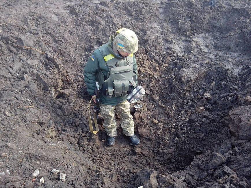 «ДНРовцы» под Мариуполем использовали новейшие разработки  российского оружия, - полковник Шидлюх (ФОТО+ВИДЕО), фото-15