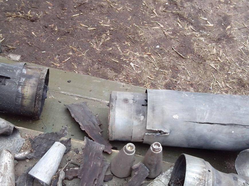 «ДНРовцы» под Мариуполем использовали новейшие разработки  российского оружия, - полковник Шидлюх (ФОТО+ВИДЕО), фото-10