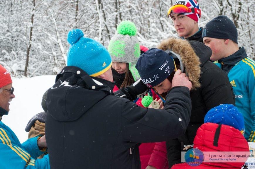 В Сумах завершились всеукраинские соревнования по биатлону (ТАБЛИЦА+ФОТО), фото-4