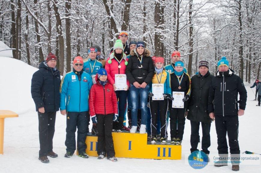 В Сумах завершились всеукраинские соревнования по биатлону (ТАБЛИЦА+ФОТО), фото-5