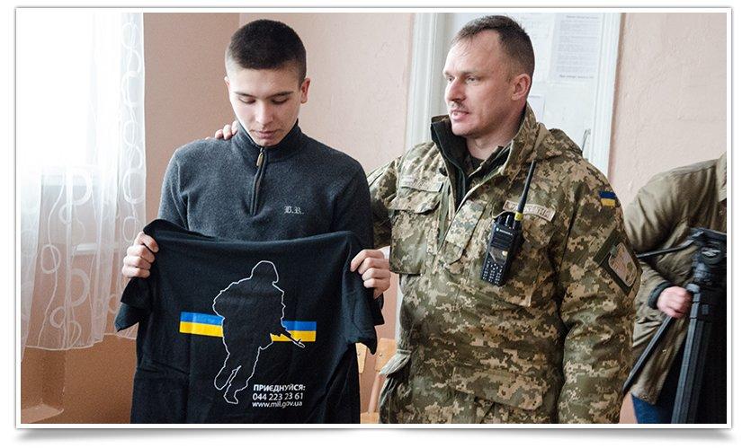 В Славянске школьникам рассказали кто воюет в ДНР (видео) (фото) - фото 2