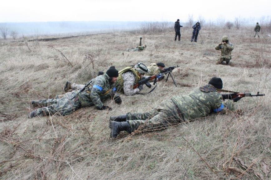 ФОТОРЕПОРТАЖ: запорожские спасатели прошли учения оказания помощи по стандартам НАТО (фото) - фото 1