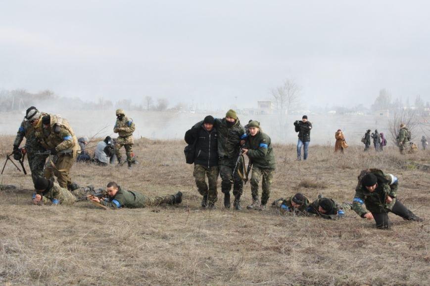 ФОТОРЕПОРТАЖ: запорожские спасатели прошли учения оказания помощи по стандартам НАТО (фото) - фото 3