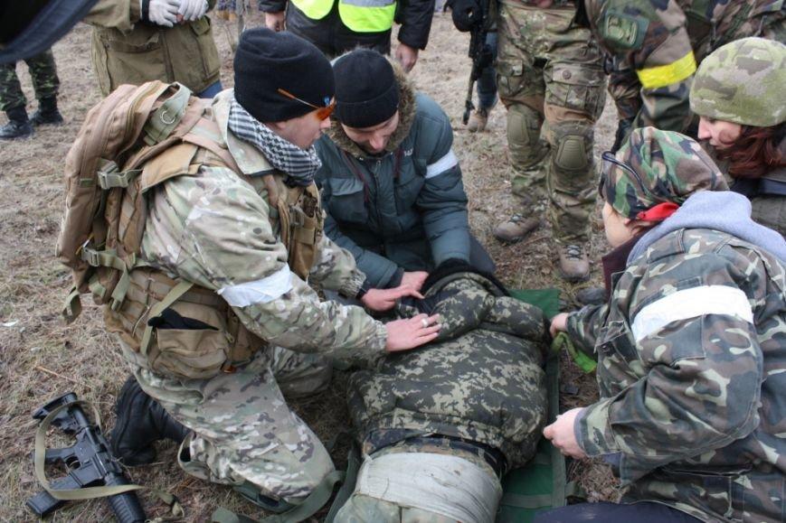 ФОТОРЕПОРТАЖ: запорожские спасатели прошли учения оказания помощи по стандартам НАТО (фото) - фото 4