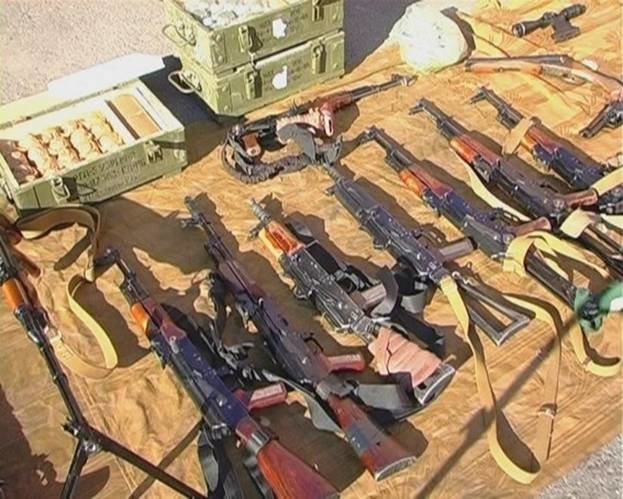 В Запорожской области осудят торговцев оружием из зоны АТО (ФОТО) (фото) - фото 2