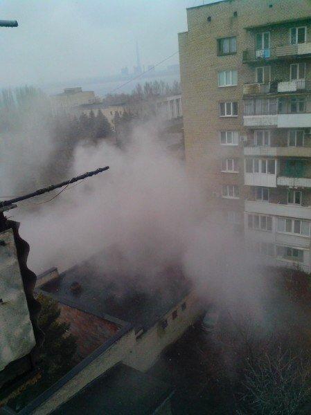 Боевики из «Градов» снова обстреляли город в Донецкой области (ФОТО) (фото) - фото 3