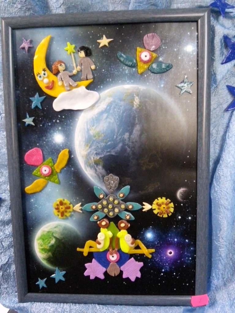 У Житомирі підвели підсумки обласного конкурсу «Космічні фантазії», фото-2
