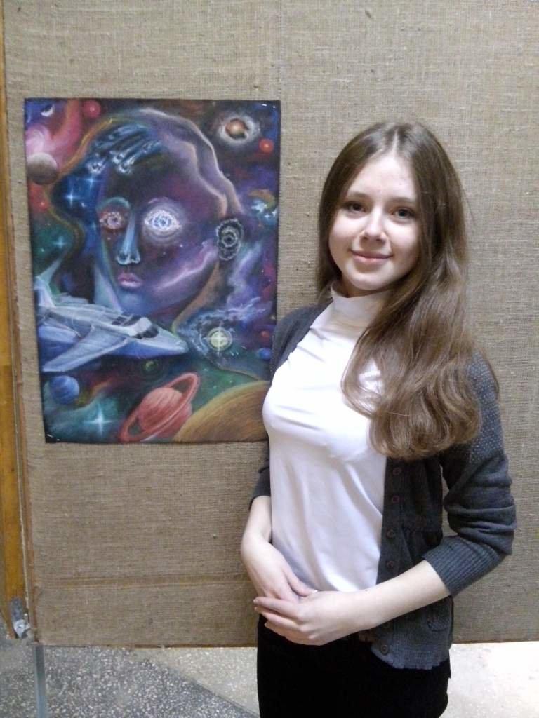 У Житомирі підвели підсумки обласного конкурсу «Космічні фантазії», фото-8