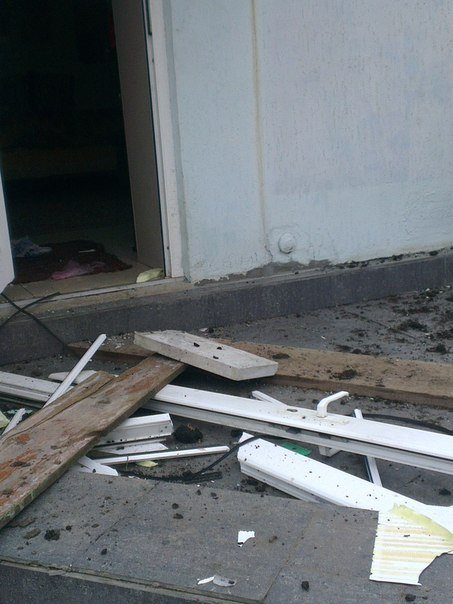В Авдеевке под обстрел попал храм святой Марии Магдалины (ФОТО) (фото) - фото 2