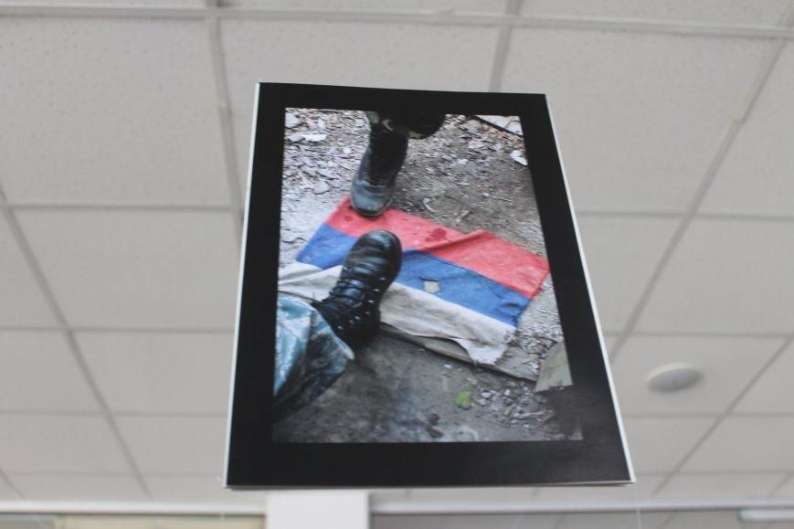 Криворожане увидели Пески и Аэропорт глазами «киборгов» (ФОТОРЕПОРТАЖ), фото-2