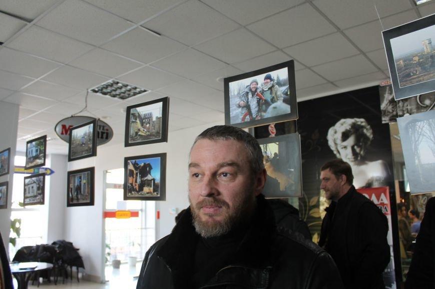 Криворожане увидели Пески и Аэропорт глазами «киборгов» (ФОТОРЕПОРТАЖ), фото-11