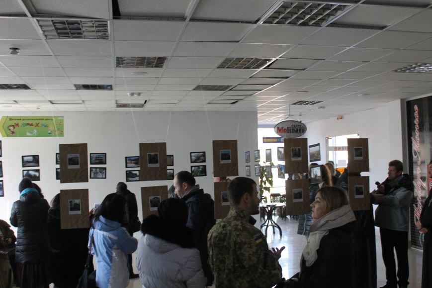 Криворожане увидели Пески и Аэропорт глазами «киборгов» (ФОТОРЕПОРТАЖ), фото-1