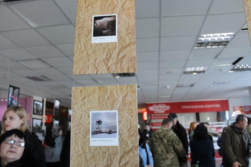 Криворожане увидели Пески и Аэропорт глазами «киборгов» (ФОТОРЕПОРТАЖ), фото-6