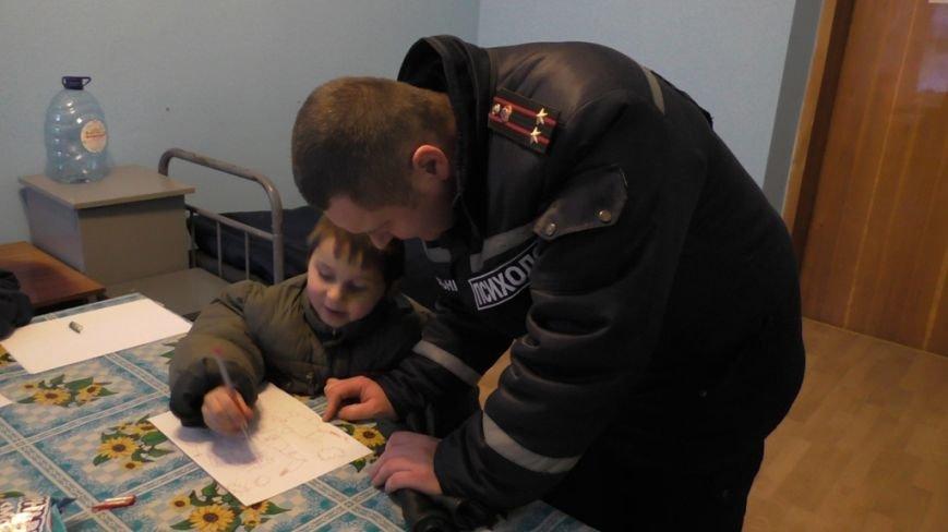 Спасатели Черновицкой области встретили семью из города Авдеевки (фото) - фото 1