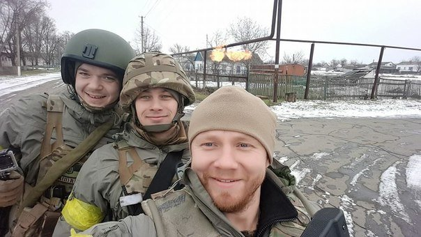 Полк «Азов» пошел в наступление. Поселок Широкино вблизи Мариуполя контролируется Украиной (ФОТО+ДОПОЛНЯЕТСЯ) (фото) - фото 3