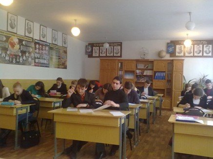 Юные ученые Димитрова защитили научно-исследовательские работы в рамках МАН (фото) - фото 1