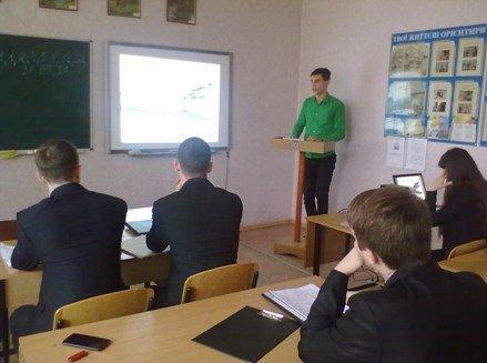 Юные ученые Димитрова защитили научно-исследовательские работы в рамках МАН (фото) - фото 5