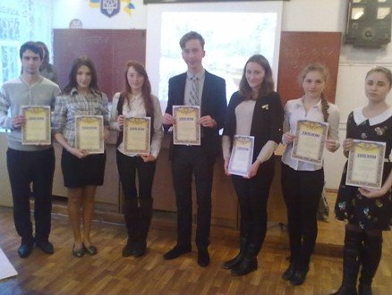 Юные ученые Димитрова защитили научно-исследовательские работы в рамках МАН (фото) - фото 12