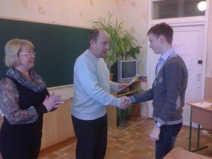 Юные ученые Димитрова защитили научно-исследовательские работы в рамках МАН (фото) - фото 11