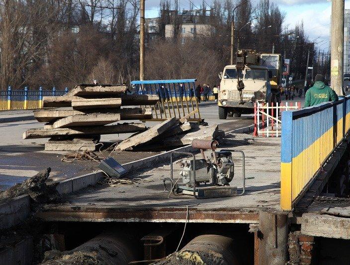Почему обрушился мост в Кривом Роге: хронология, версии, фото-12