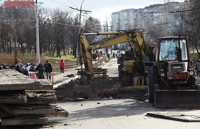 Почему обрушился мост в Кривом Роге: хронология, версии, фото-13