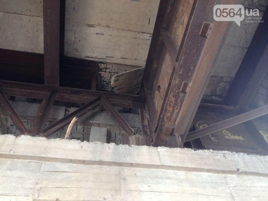 Почему обрушился мост в Кривом Роге: хронология, версии (фото) - фото 4