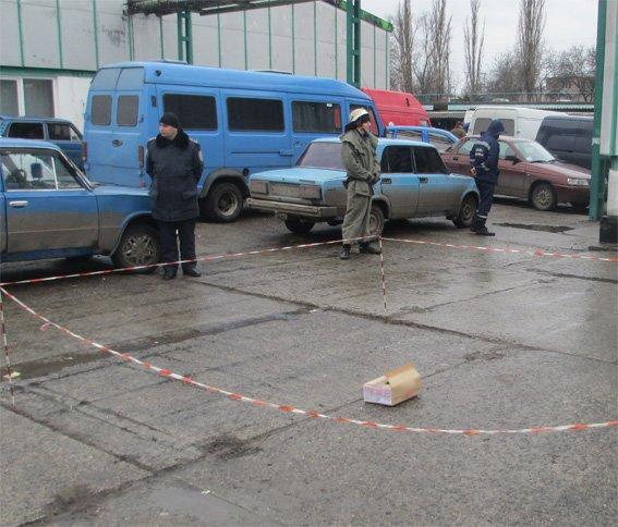 В Кировоградской области милиционеры обезвреживали взрывное устройство. ФОТО (фото) - фото 1