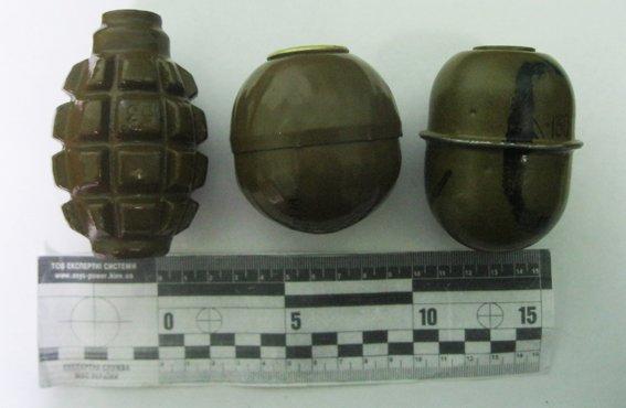 В Одессе на вокзале доброволец сдал целый арсенал оружия (ФОТО) (фото) - фото 1
