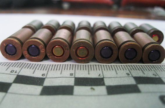 В Одессе на вокзале доброволец сдал целый арсенал оружия (ФОТО) (фото) - фото 2