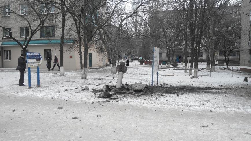 В Краматорске прозвучала серия взрывов (ОБНОВЛЯЕТСЯ) (фото) - фото 1