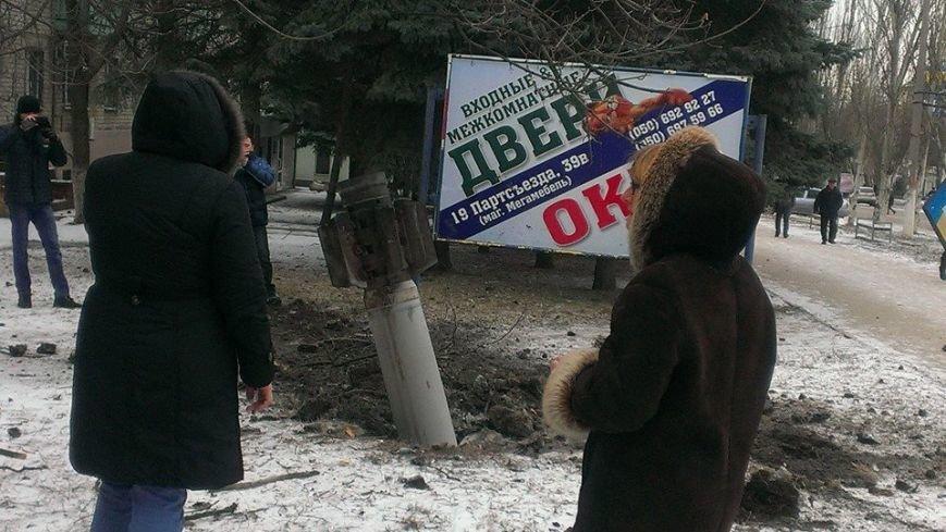 Боевики обстреляли Краматорск - трое погибших, 15 раненых  (ФОТО,  ВИДЕО, информация обновляется), фото-1
