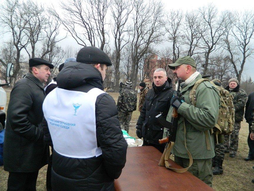 На Тернопільщині відбувся дводенний вишкіл для загонів оборони (фото) (фото) - фото 1