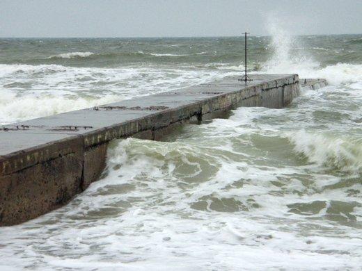 В Одессе на «Дельфине» ремонтируют берегозащитные сооружения (ФОТО) (фото) - фото 2