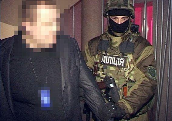 В Одессе задержали иностранного сводника (ФОТО, ВИДЕО) (фото) - фото 1