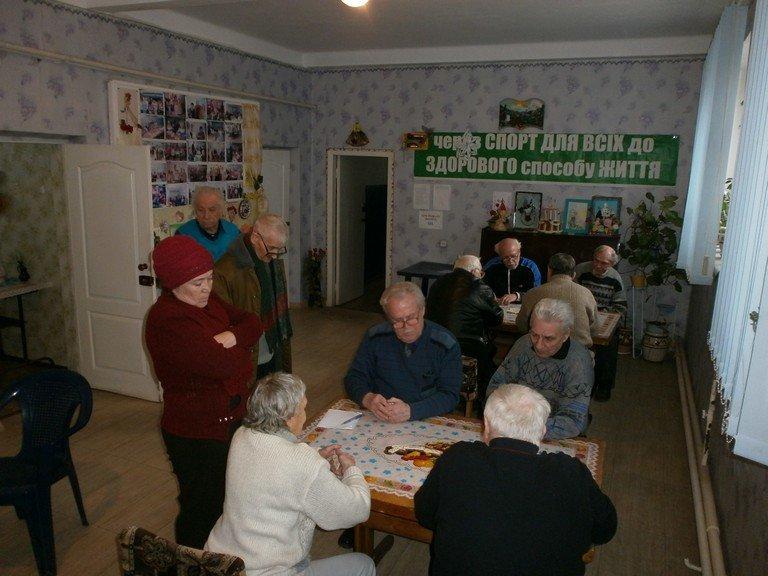 ХIV городская спартакиада среди пенсионеров, ветеранов войны и труда. (фото) - фото 3