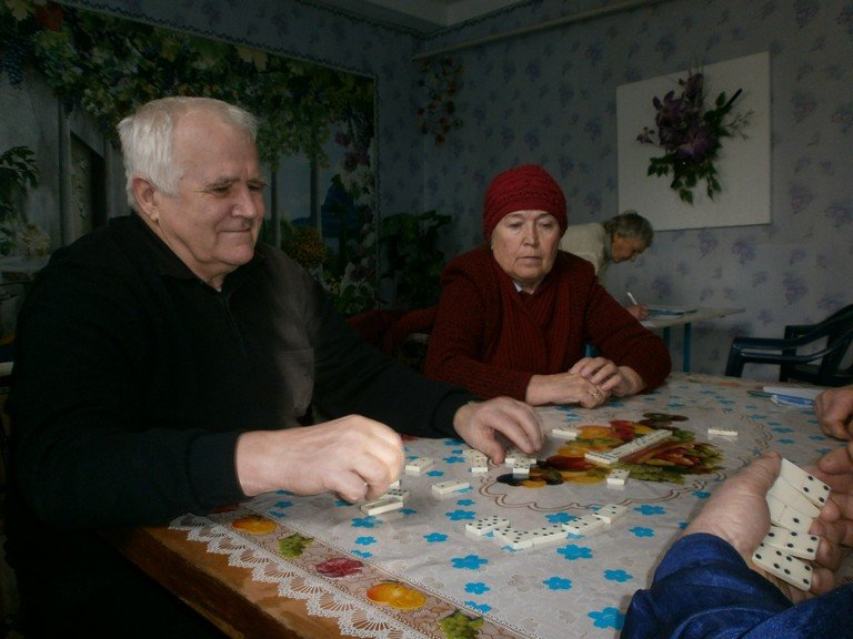 ХIV городская спартакиада среди пенсионеров, ветеранов войны и труда. (фото) - фото 2