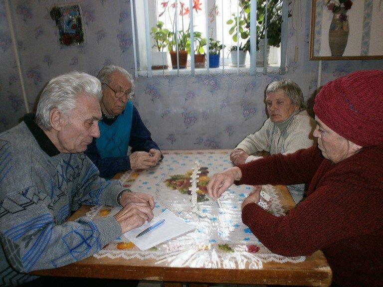 ХIV городская спартакиада среди пенсионеров, ветеранов войны и труда. (фото) - фото 4