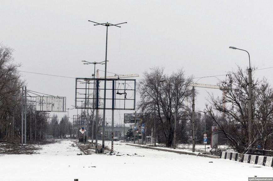 Как сегодня выглядит донецкий аэропорт (ФОТОРЕПОРТАЖ) (фото) - фото 1