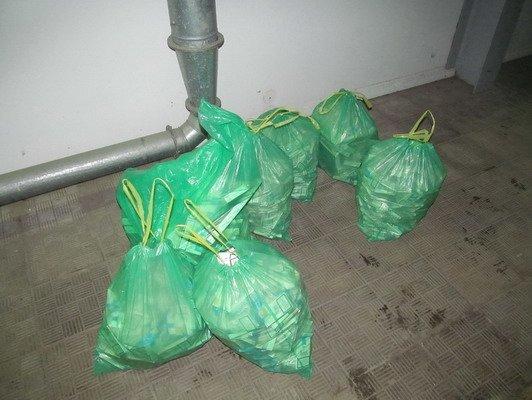 Россиянин пытался вывезти в Литву 2 тыс пачек сигарет с табличкой «На Берлин» (Фото), фото-4