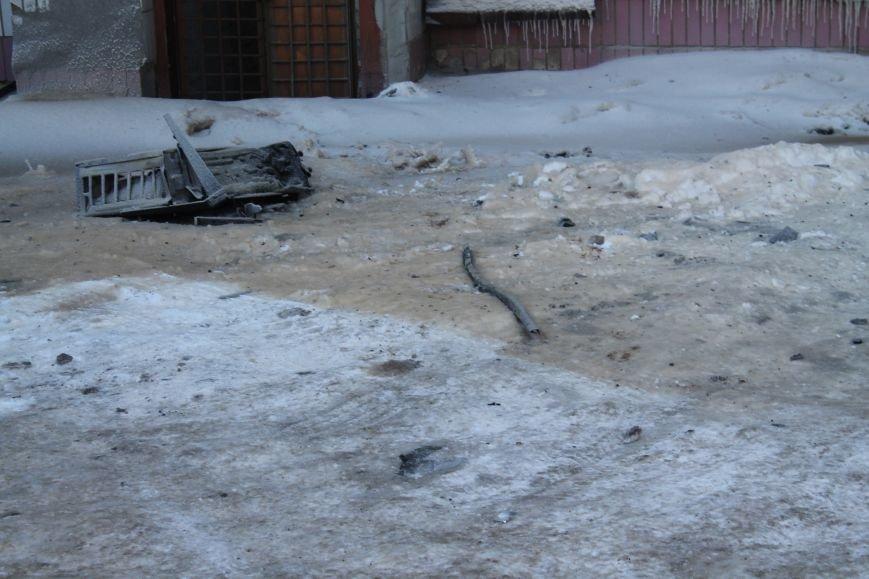 Сильный пожар в многоэтажке в центре Сум: 1 погибший, 5 пострадавших (ФОТО). ОБНОВЛЕНО, фото-7