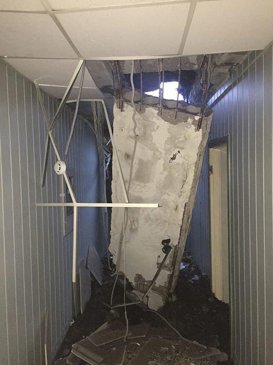 Пожар на АКХЗ после вчерашнего обстрела удалось ликвидировать за 10 часов (фото, видео), фото-3